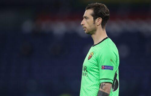 """Milan doveo golmana od 38 godina: Bivši golman Rome potpisao za """"rosonere"""""""