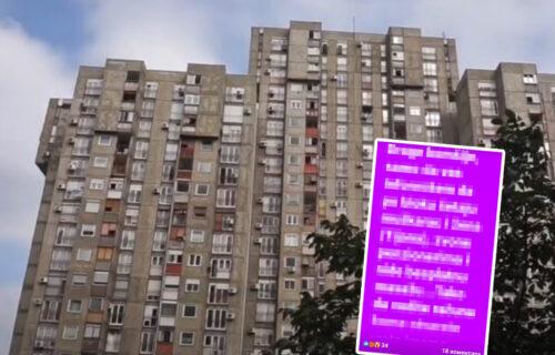 Novobeograđani, OPREZ! Lažna MASERKA Tijana u pratnji muškarca hara blokovima - meta penzioneri? (FOTO)