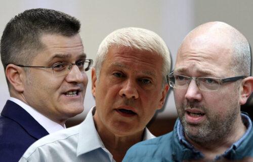 Tadić preko Samofalova poručuje: Jeremić radio za propast opozicije, a sad se raduje smešnom rezultatu