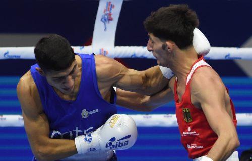 Nije moglo bolje da krene: Fjodorov slavio na startu Svetskog prvenstva u boksu!