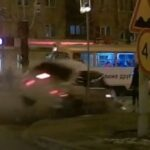 Pijan sleteo na trotoar i POKOSIO devojku: Očevici tvrde da su na ulici primetili još NEŠTO (VIDEO)