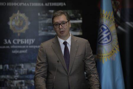 """Vučić odbrusio novinarki N1 na pitanje o """"Jovanjici"""": To nije moj posao, a nije ni POSAO MEDIJA"""