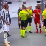 Sudija meča Juve - Roma uhvaćen kako se pravda: Da li ste ljuti jer sam vam svirao penal? (VIDEO)