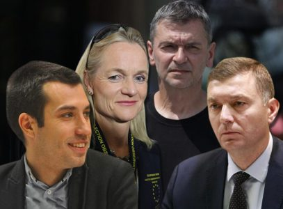 Zelenović, Ćuta i Veselinović poručili: Uništićemo celu Srbiju, neće samo Kosovo biti oteto! (FOTO)