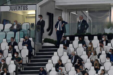 Velika svađa u loži posle poraza Juventusa: Nedved vikao na Anjelija, pale teške reči (VIDEO)