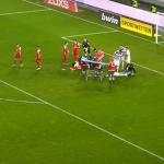 Horor scene u Nemačkoj: Brat Marija Gecea opet nepomično ležao na travi, golman mu spasio život! (VIDEO)