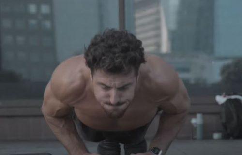 Ubeđeni ste da ste u odličnoj formi? Pravi test za vas, probajte da odradite ceo trening (VIDEO)