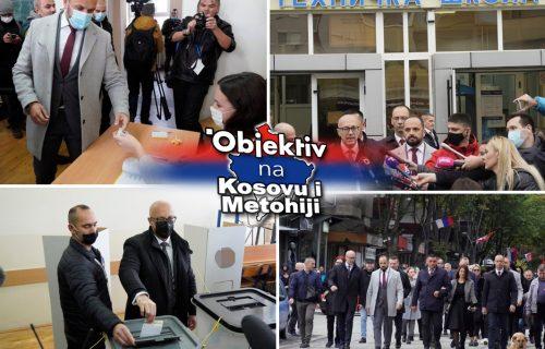 Odlučujući dan za Srbe na Kosovu: Zatvorena biračka mesta (FOTO+VIDEO)