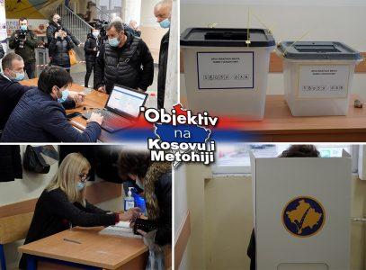 (UŽIVO) Odlučujući dan za Srbe na KiM: Narod u MASOVNOM broju dolazi na birališta (FOTO+VIDEO)