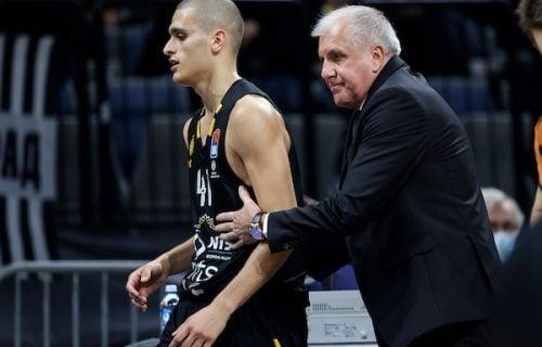 Tek što je došao u Partizan, eto priznanja: Madar MVP kola ABA lige ispred Vinjalesa i Pulena! (VIDEO)