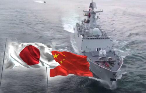Ozbiljna zabrinutost: Japan optužio Kinu za NEOVLAŠĆEN UPAD brodovima u Istočno kinesko more