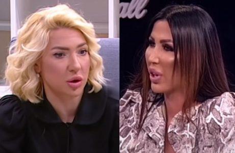 """Jovana Jeremić odgovorila na PROZIVKE Tijane Ajfon: """"Svako se kreće u krugu svoje POKVARENOSTI"""""""
