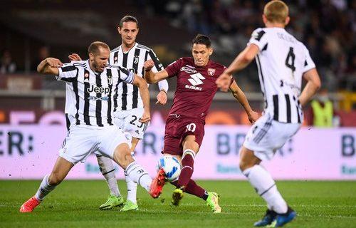 Juventus slavio u gradskom derbiju: Vanja kapitulirao u samoj završnici utakmice! (VIDEO)