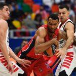 Olimpijakos ispustio dvocifrenu prednost: CSKA posle preokreta slavio u Moskvi!