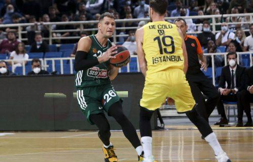 Fener ispustio trijumf u poslednjem minutu: Nedović nosio Panatinaikos do druge pobede u sezoni!