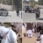 Napad izveo bombaš SAMOUBICA? Prvi SNIMCI iz Džamije u Kandaharu: U eksploziji najmanje 7 mrtvih (VIDEO)