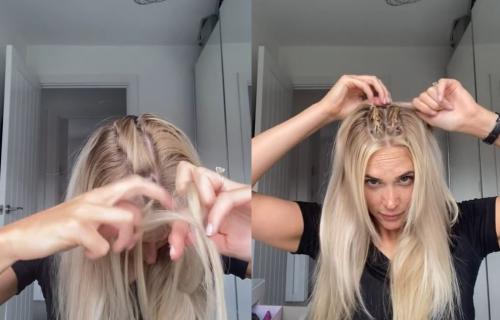 Imate važne obaveze, a kosa vam je masna? Lažna RIBLJA KOST će spasiti stvar (VIDEO)