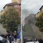 Napeta situacija u Mitrovici: Albanci PUCALI iz vatrenog oružja, najmanje šest Srba POVREĐENO (VIDEO)