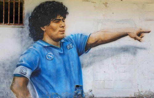 Bio je najveći, a i posle smrti spaja velikane svetskog fudbala: Barsa i Boka Juniors u čast Maradone!