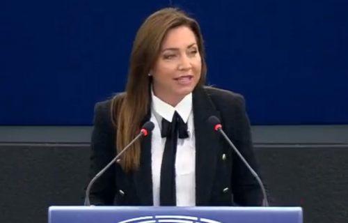 "Poslanica stranke Mari LePen: ""Samo Srbija zaslužuje da bude član Evropske unije"" (VIDEO)"