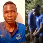 """Besna rulja linčovala """"Vampira iz Kenije"""": Muškarac (20) otimao decu, ubijao ih, pa im PIO KRV (VIDEO)"""