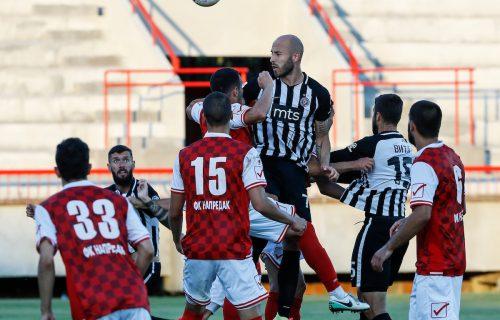 Dva penala, dva crvena kartona - jedan gol: Partizan odneo pobedu iz vrućeg Kruševca!