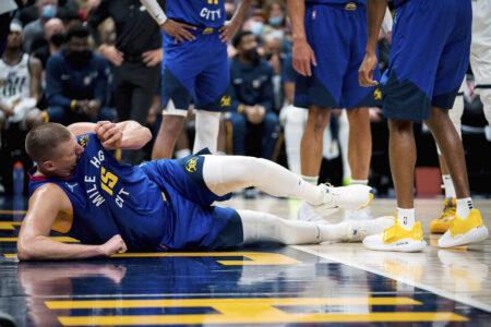 Prve informacije o Jokićevoj povredi kolena: Oglasio se trener Denvera!
