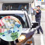 Carinici na Horgošu u NESESERU putnika pronašli 160.000 evra: Usledila detaljna KONTROLA vozila