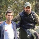 Novak ponovo oduševio narod: Đoković stigao u Srem i zatražio jednu posebnu stvar! (FOTO)