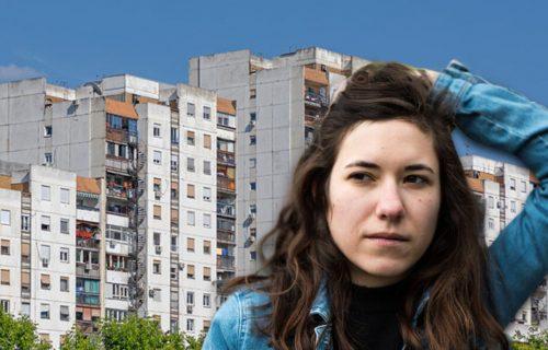 """""""Kada sam videla komšiju Milana GOLOG, kao da sam Boga videla"""": Ušla je u zgradu, a onda je nastala BURA"""