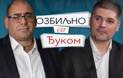"""EKSKLUZIVNI VIDEO! Koluvija: Iz Stefanovićevog kabineta tražili da okrivim Andreja Vučića za """"Jovanjicu""""!"""