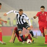 Bivši napadač Partizana posle samo mesec i po dana raskinuo ugovor sa novim klubom!
