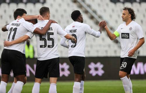 Partizan rutinski protiv Trajala: Prvenac Živkovića, blistali Menig i Marković