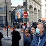 HITNA EVAKUACIJA u Parizu: Stotine ljudi čeka ispred železničke stanice zbog pretnje BOMBOM (VIDEO)