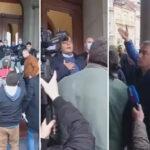 SRAMNO! Tajkun Đilas i Marinika poslali Veselinovića da PLJUJE radnike Beogradskih elektrana (VIDEO)
