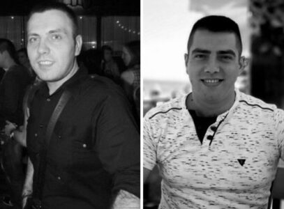 Ovo su dva brata koji su POGINULI u sudaru u Hrvatskoj: Obilazili kuću POKOJNE bake
