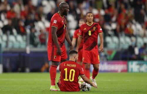 Problemi za Martineza pred Italiju: Lukaku i Azar napustili trening kamp Belgijanaca!