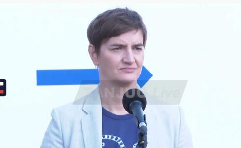 """Premijerka Ana Brnabić primila TREĆU dozu vakcine protiv korone: """"Osećam se ODLIČNO"""" (FOTO+VIDEO)"""