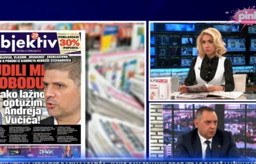 Vulin: Nadležni organi će razgovarati sa svim akterima, pa i sa Stefanovićem, niko nije zaštićen!
