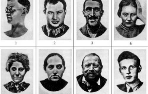 Ko od ovih ljudi vas NAJVIŠE PLAŠI: Slika koju odaberete otkriće mračnu stranu vaše ličnosti (FOTO)