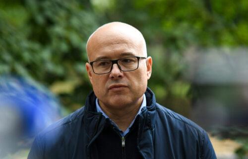 Vučević: Danila i Andreja konstantno napadaju, a cilj tih pritisaka jeste da nateraju Vučića da se povuče
