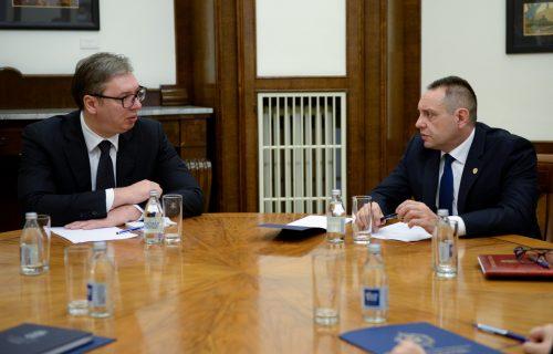 Vučić i Vulin razgovarali sa nadležnima o inicijativi za unapređenje saradnje (FOTO)
