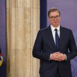 """""""Mnogo sam srećan"""": Vučić prisustvovao potpisivanju ugovora sa """"Hansgrohe"""", istorijski trenutak za Srbiju"""
