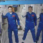 Kineski astronauti stigli na svemirsku stanicu: Tročlana posada ima VAŽAN zadatak (FOTO)