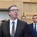 Predsednik Vučić prisustvovaće danas molebanu u Šumaricama u Kragujevcu