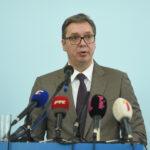 Vučić dobio zvanje Počasnog građanina Jagodine: Hvala vam na veličanstvenom priznanju (FOTO+VIDEO)