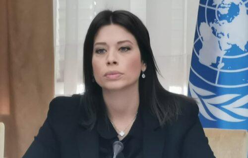 """Ministarka Vujović u Novom Sadu: """"Ulažemo u zalivne sisteme kako bismo podigli kvalitet zelenila"""" (FOTO)"""
