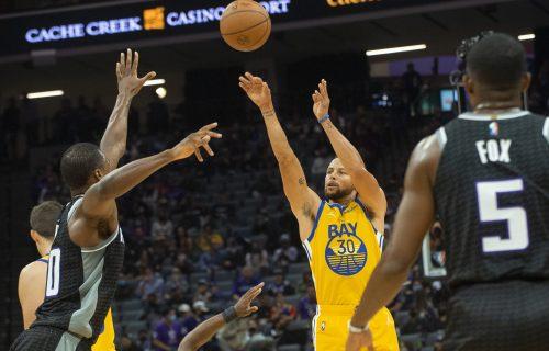 NBA liga izabrala najbolje na startu: Dominacija Stefa Karija, iznenađenje na Istoku