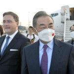 Vang Ji stigao u Srbiju: Kineski ministar spoljnih poslova se sastao sa Anom Brnabić, sutra sa Vučićem