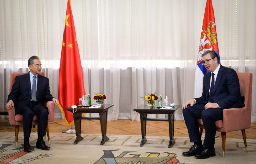 Vučić IZVANREDAN LIDER, Srbija i srpski narod imaju kičmu: Snažna poruka kineskog ministra